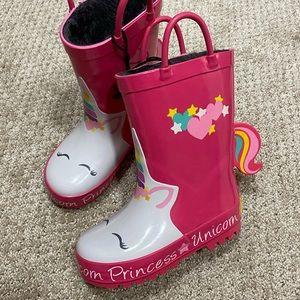 NWT Western Chief - Unicorn Rainboots